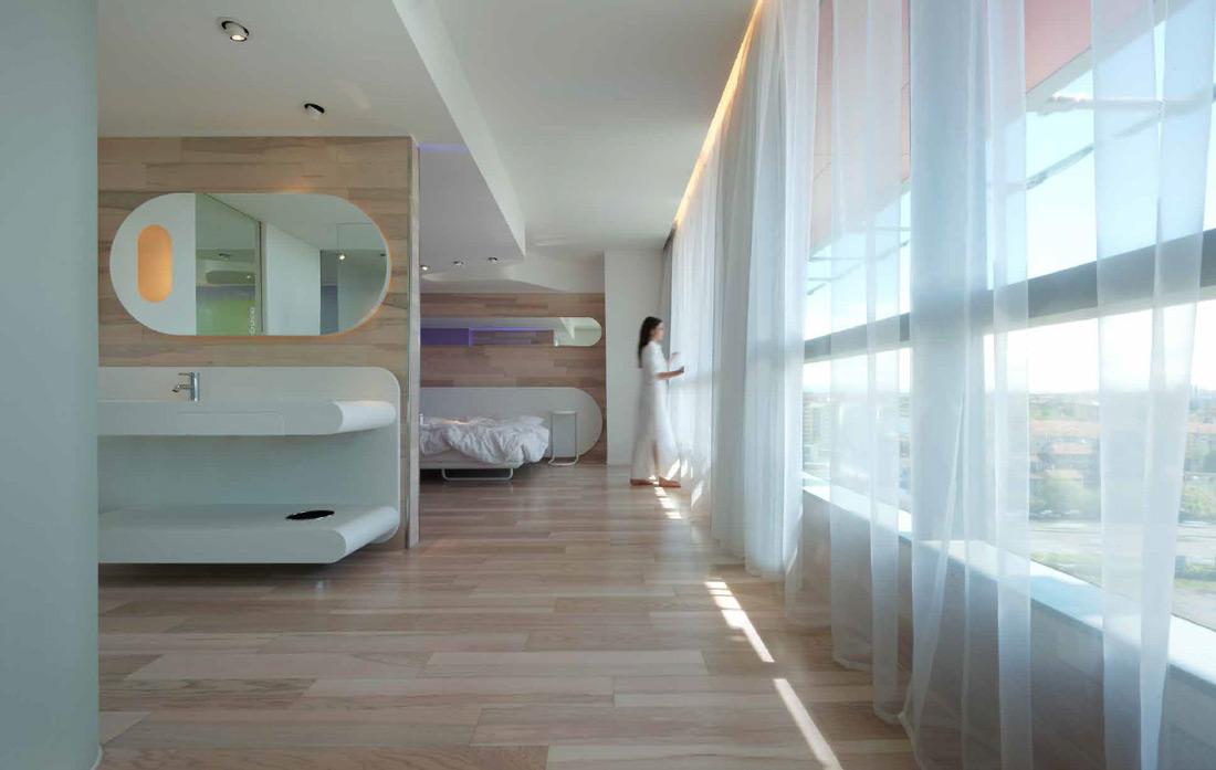 Referenza AVE Barcelò Milan Hotel - Camere