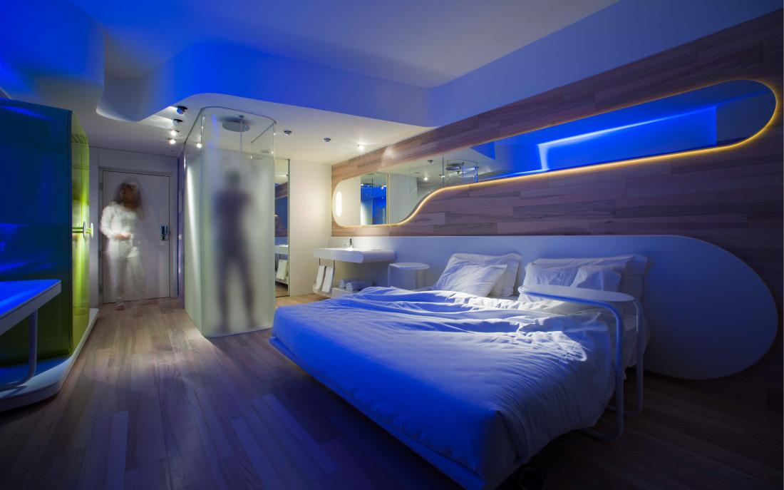 Referenza AVE Barcelò Milan Hotel - Interno camera