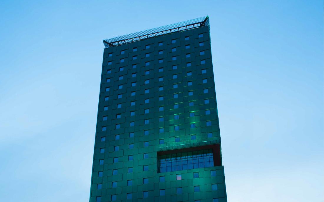 Referenza AVE Barcelò Milan Hotel - Vista esterna