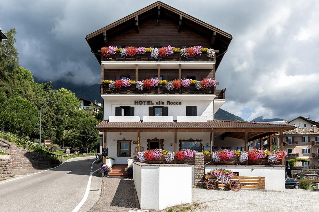 Referenza AVE Hotel Alla Rocca