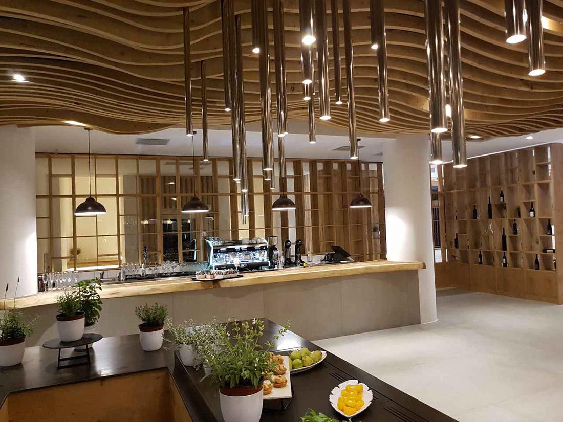 Referenza AVE Hotel - Bar
