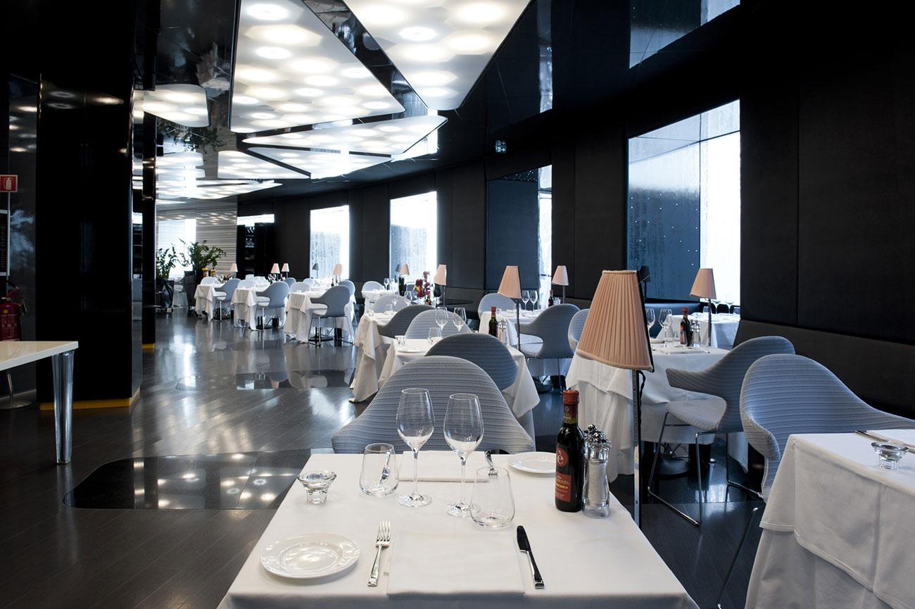 Referenza AVE Hotel Boscolo - Ristorante