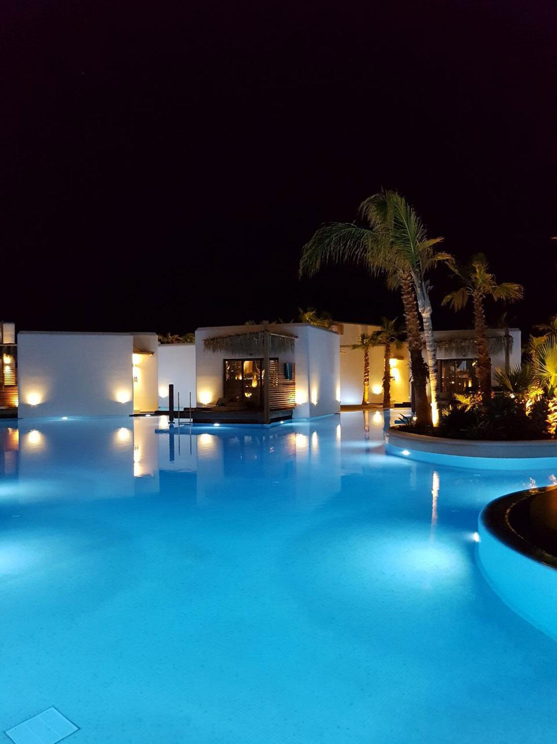 Referenza AVE Hotel in Grecia - Piscina