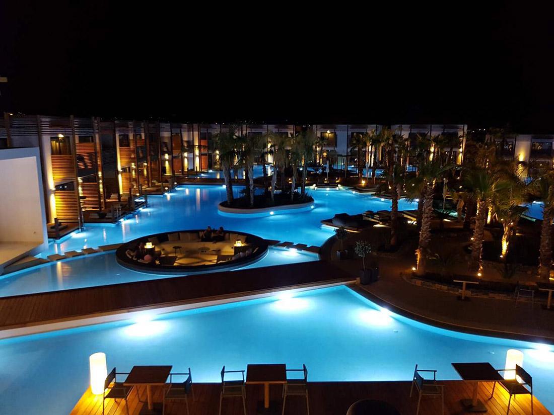 Referenza AVE Hotel in Grecia - Vista Esterna
