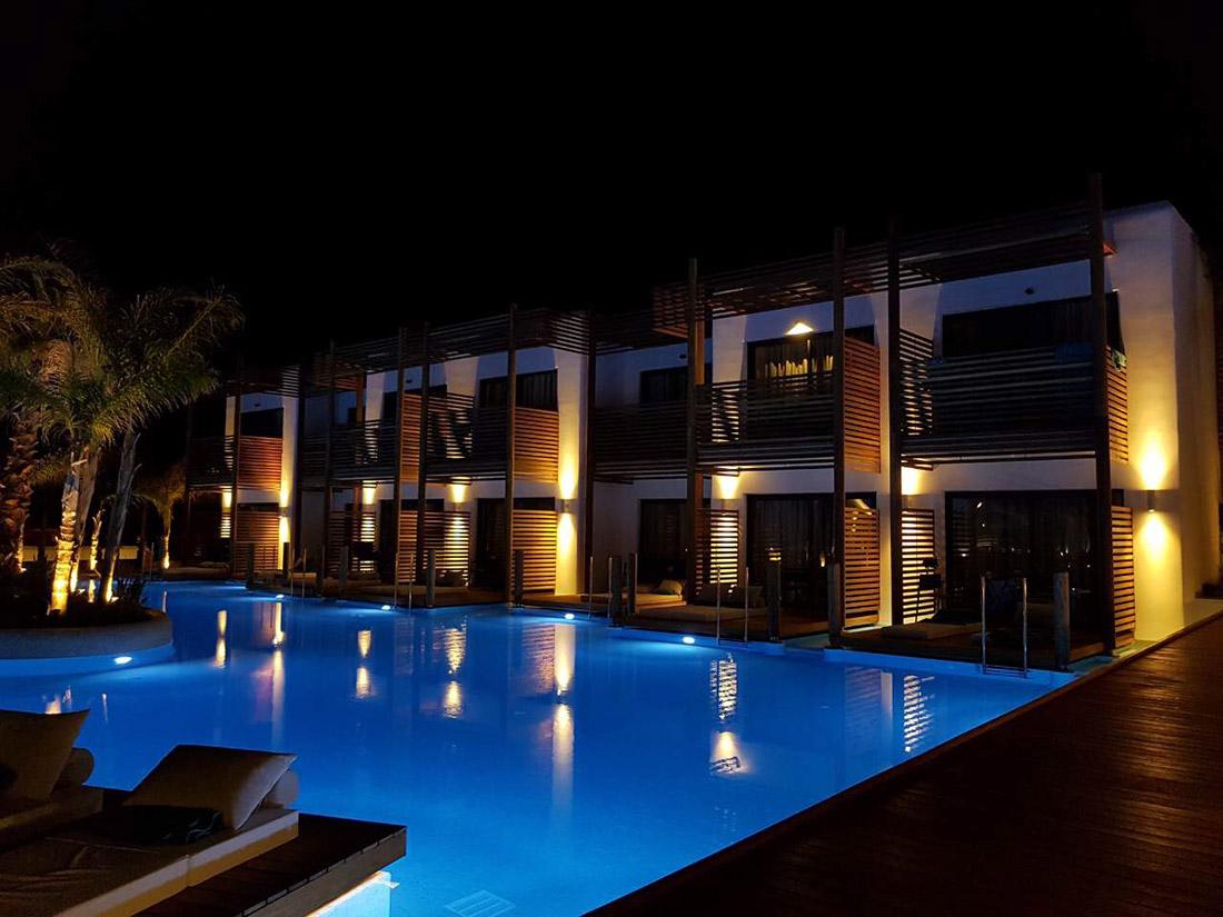 Referenza AVE hotel in Grecia