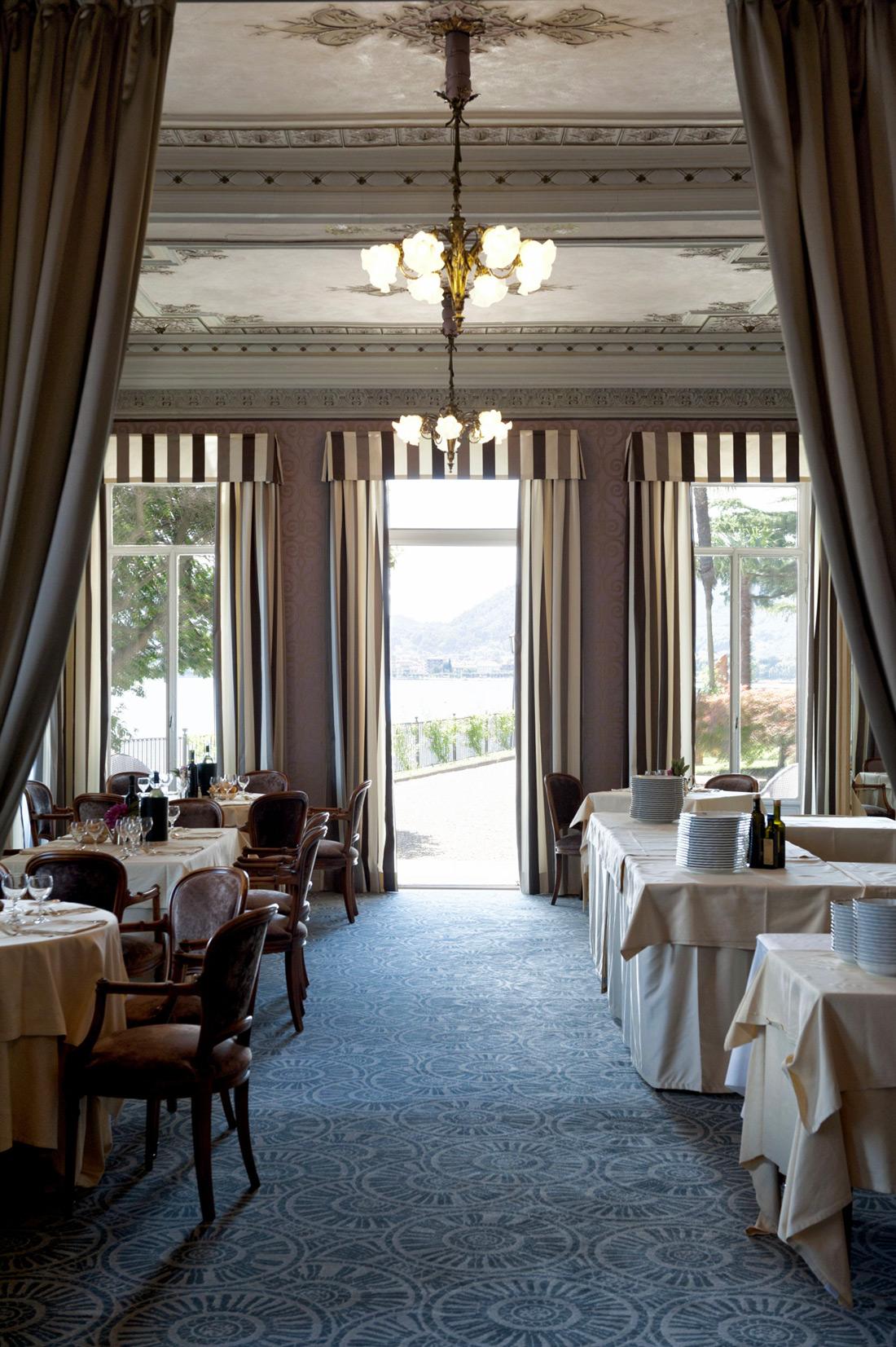 Referenza AVE Hotel Villa Flori - Area Ristorante