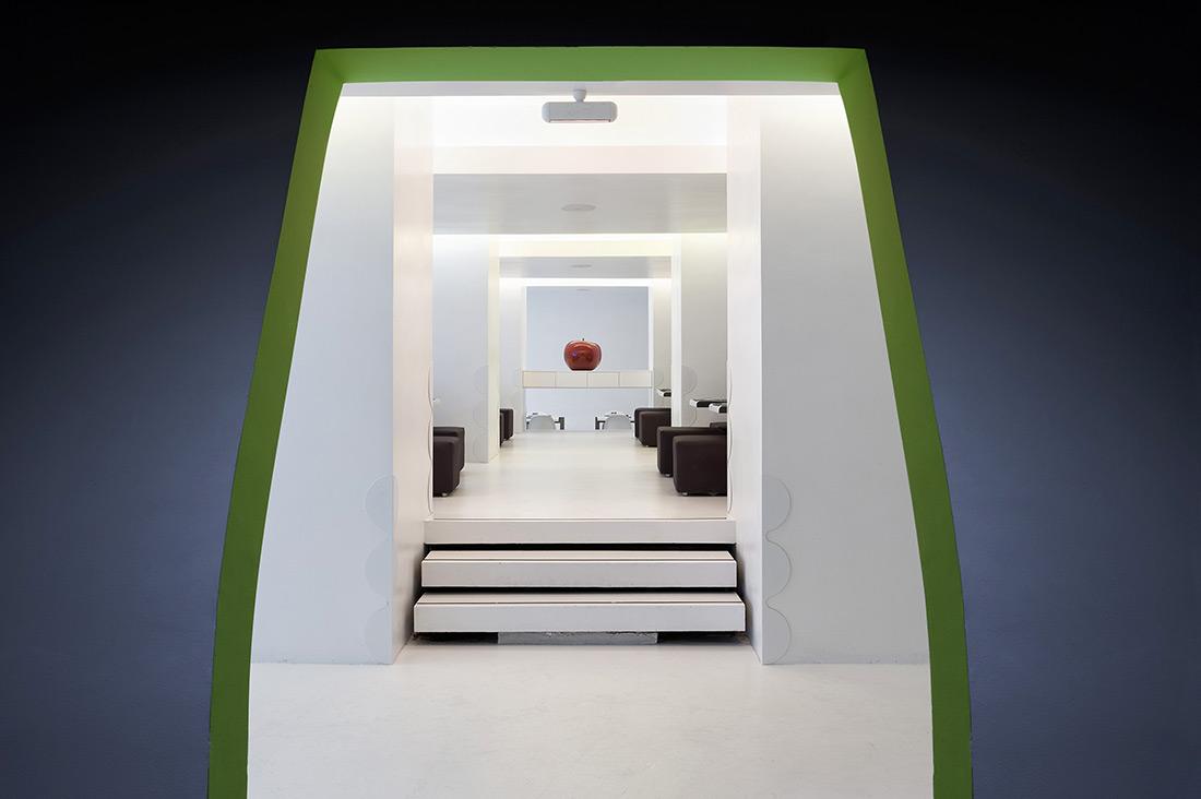 Referenza AVE al Worldhotel Ripa Roma - Design d'interni