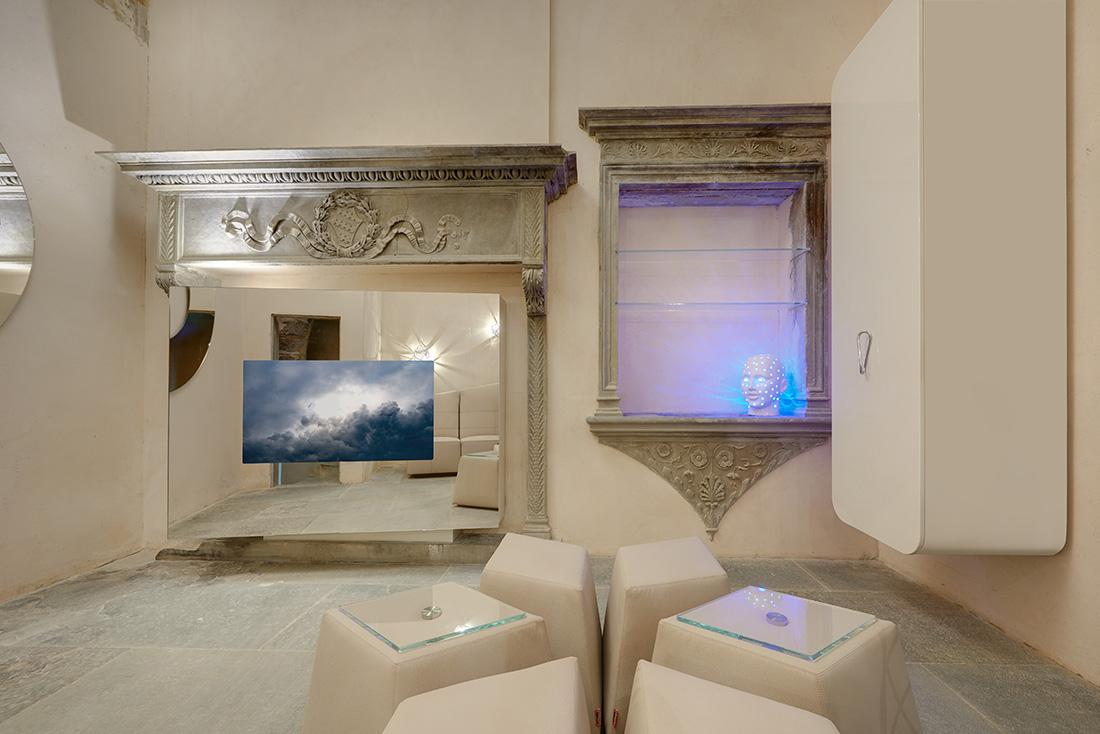 Referenza hotel AVE: Torre di Maiano - Design degli interni