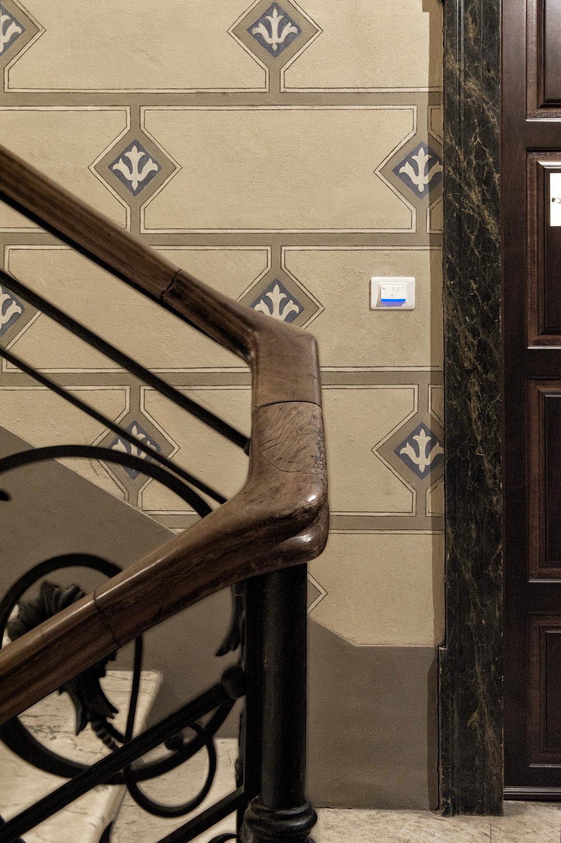 Lettore di card ospiti - Residenza L'Angolo di Verona