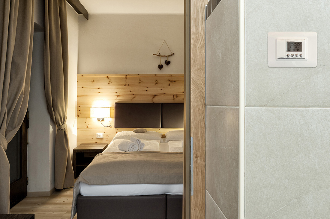 Termostato di stanza per hotel AVE