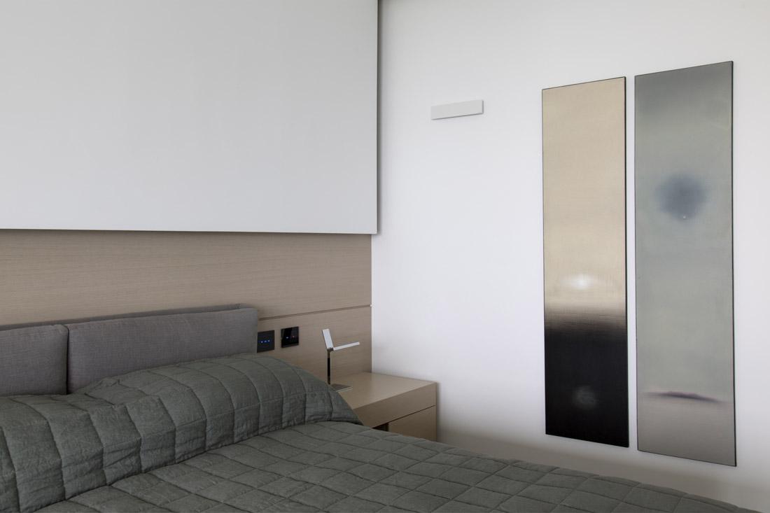Villa domotica AVE - Camera da letto