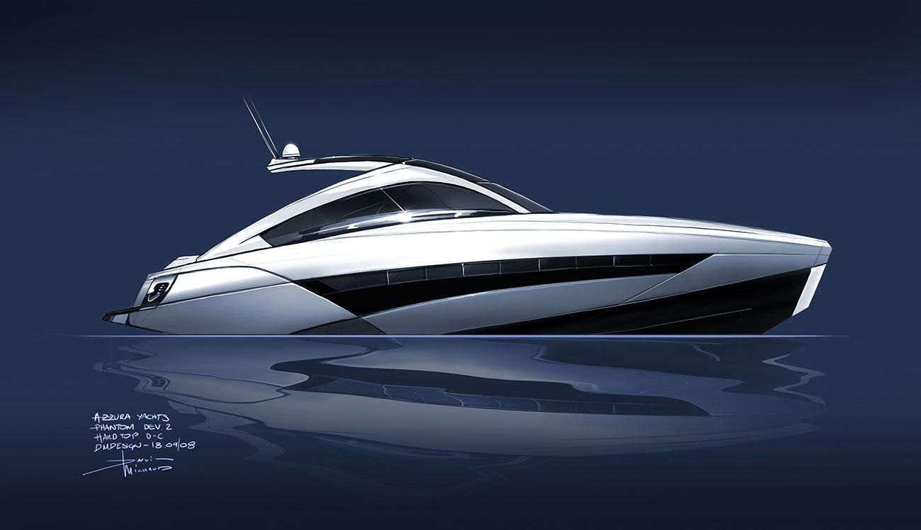 Azzurra Yacht - Referenza AVE