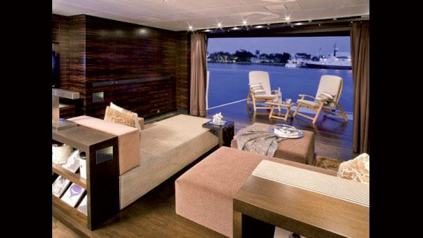 Interruttori touch AVE per Yacht