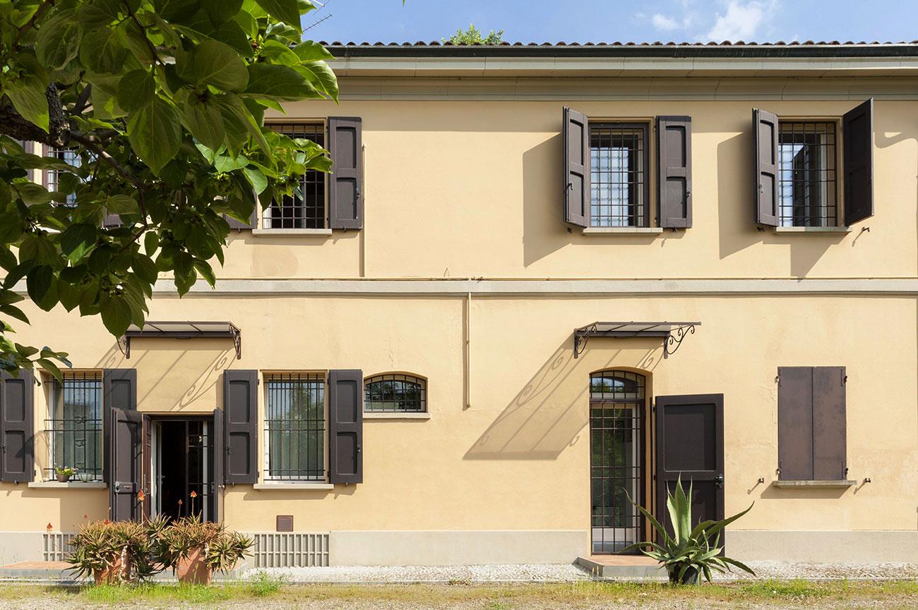 Referenza AVE Villa di San Lazzaro - Esterno