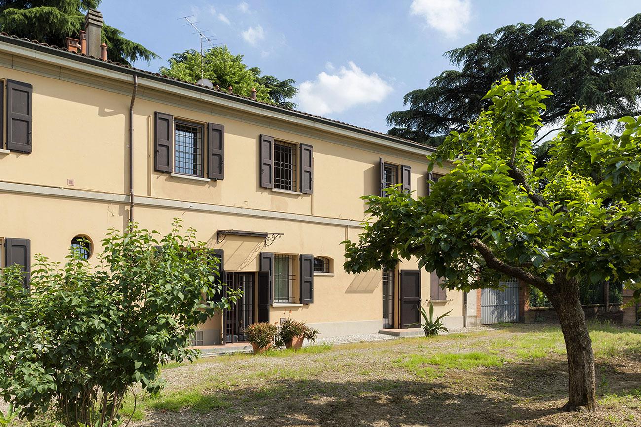 Referenza AVE Villa San Lazzaro di Sàvena - Giardino