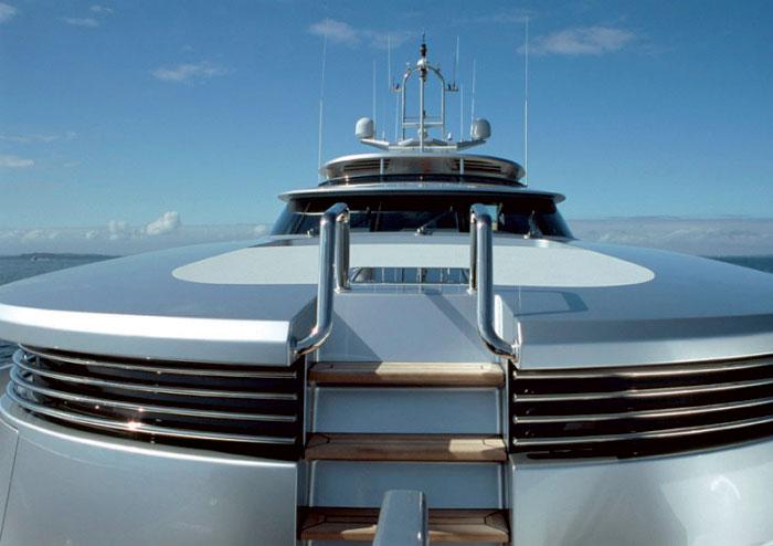 Referenza AVE Yacht - Esterno