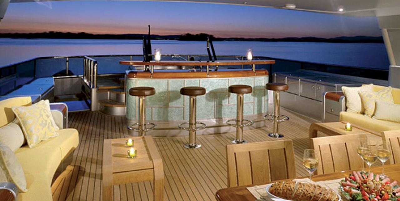 Referenza AVE Yacht