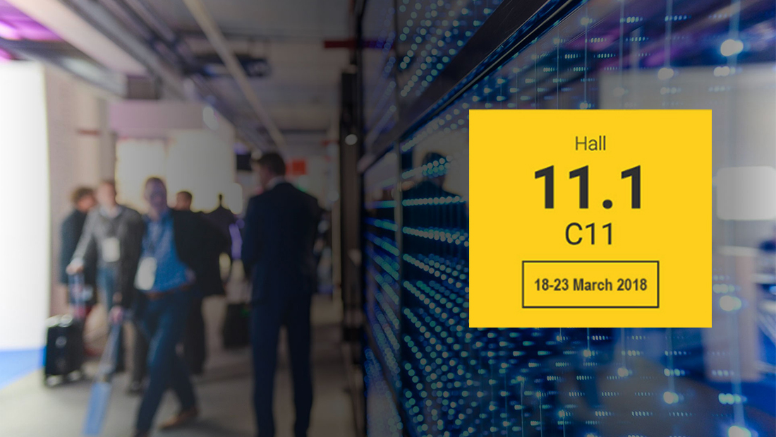 AVE invites you at Light+Building   Frankfurt, 18-23 March 2018