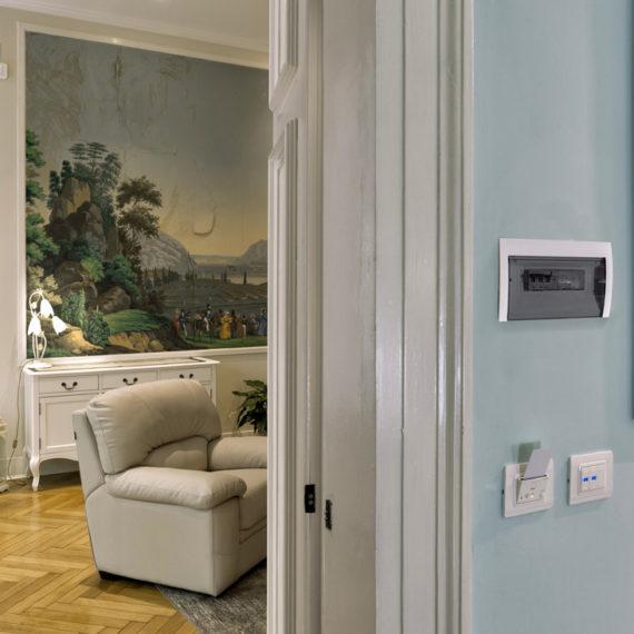 Card reader for hotel management AVE