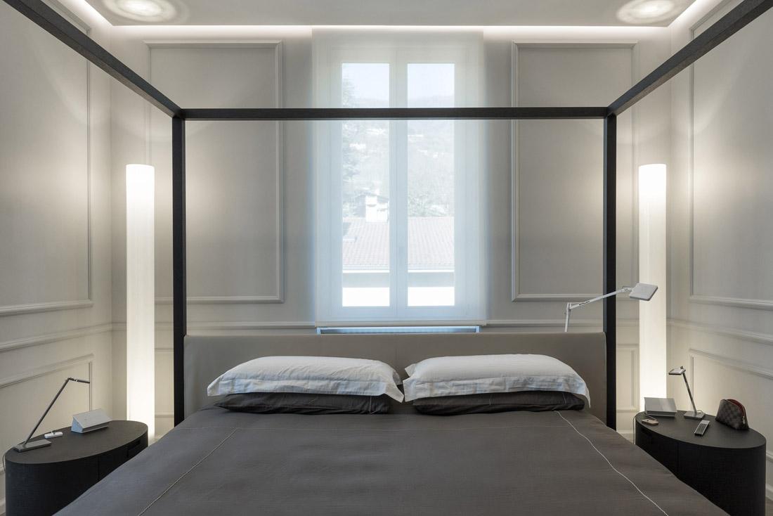 Domotica in camera da letto