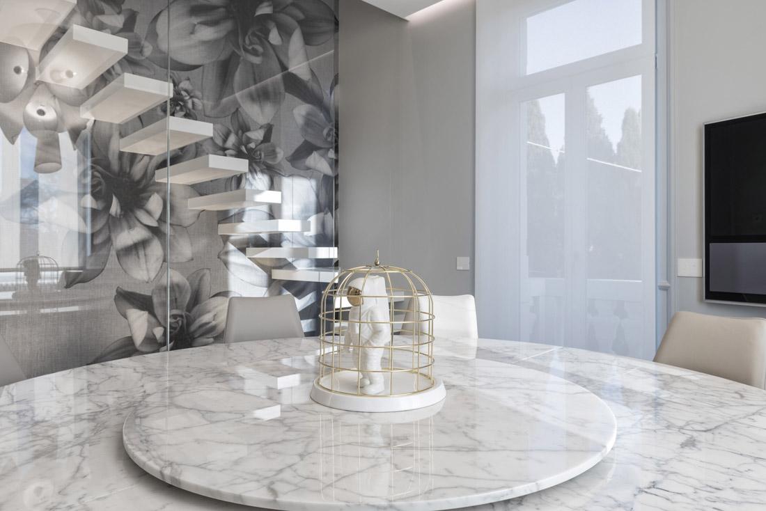 Domotica per il design d'interni