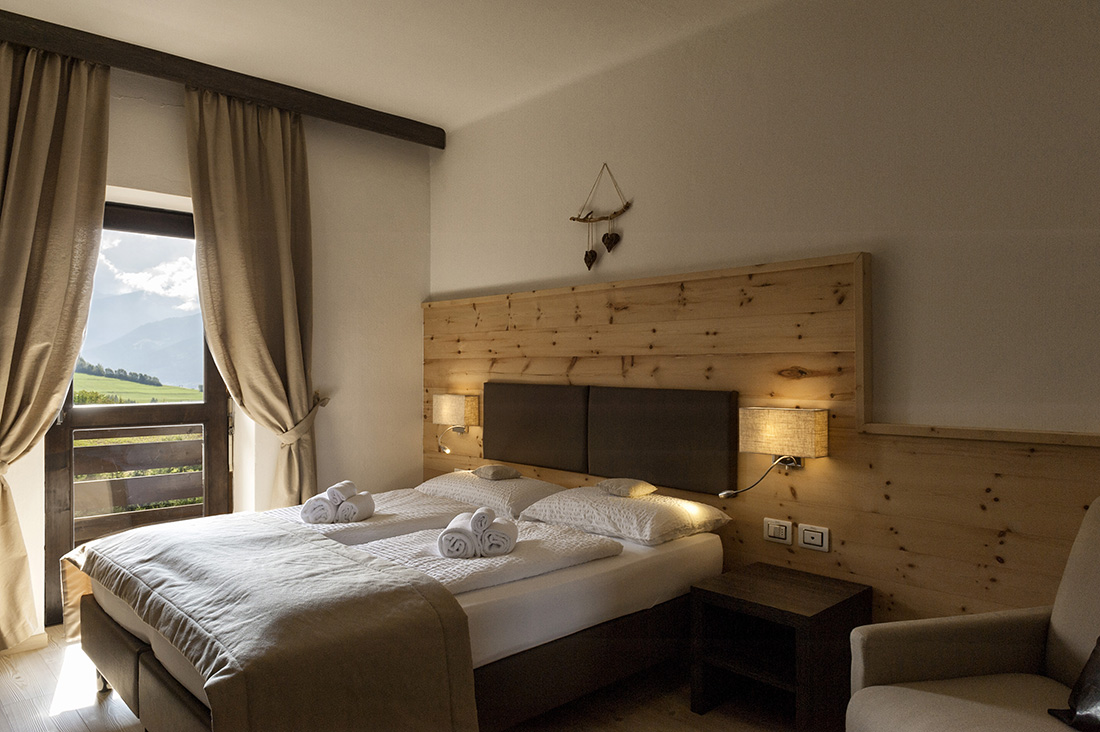 Electrical system AVE - Hotel Alla Rocca