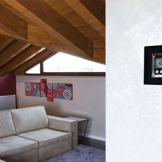 Home automation Thermostat