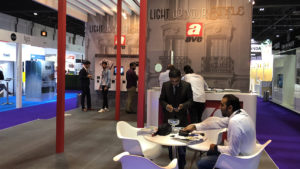 The Hotel Show: great success for AVE at the Dubai fair