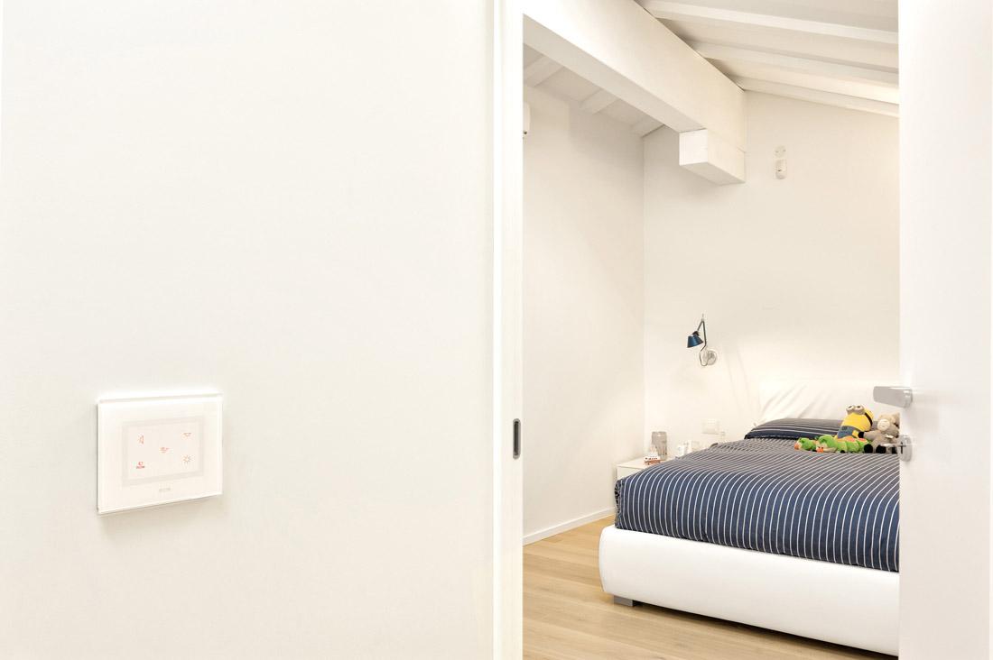 Interruttore Multi-Touch per la camera
