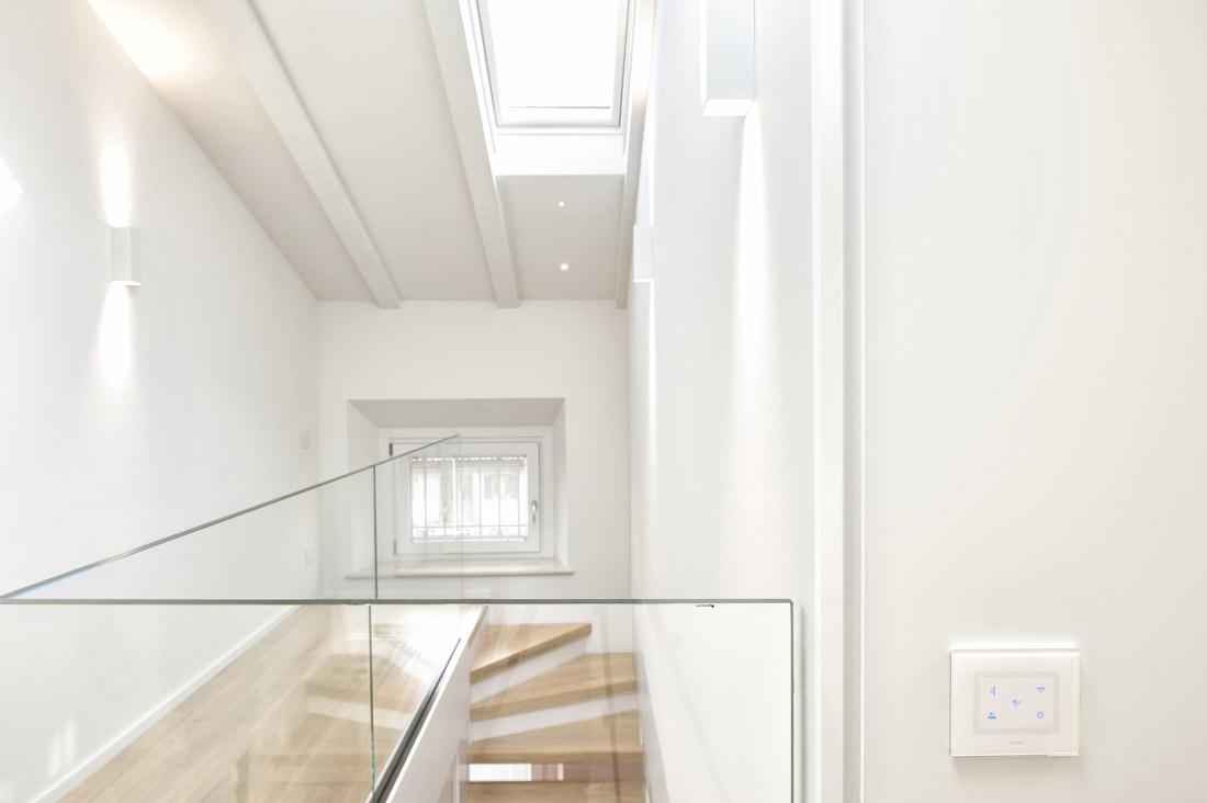 Interruttore Multi-Touch per le scale