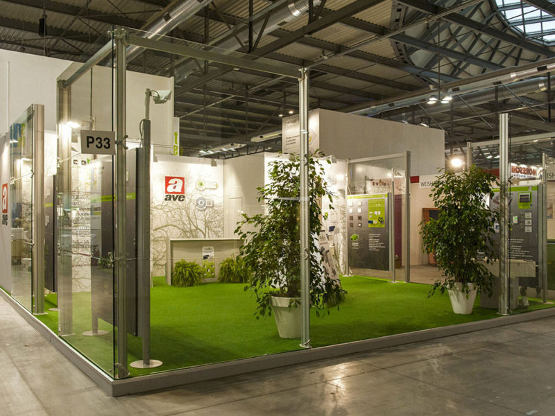 Stand AVE for eco-friendly electrical system