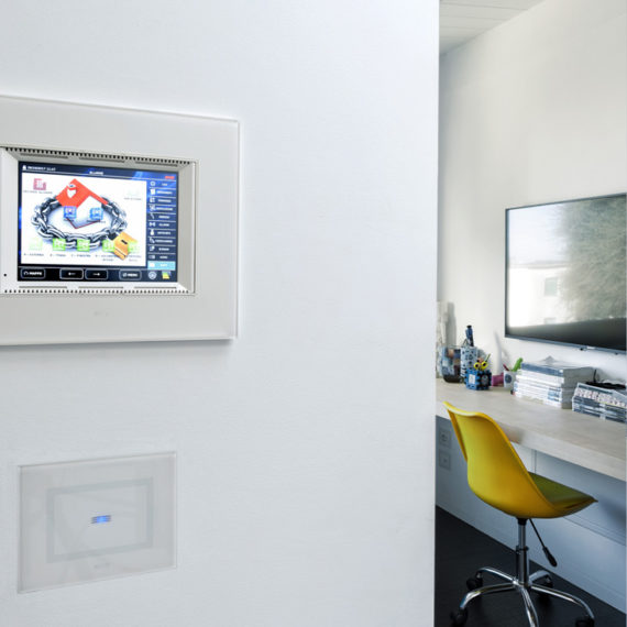 Touch Screen for Smart Home - AVE automation