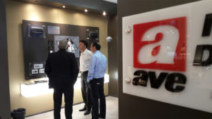 Ave confirms its presence at the most important fairs