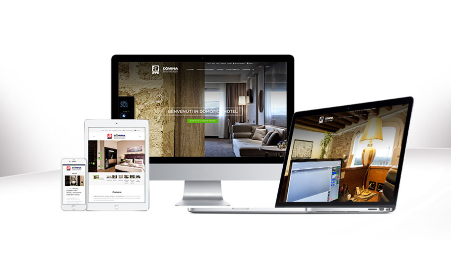 Domoticahotel.com: the new AVE's website dedicated to hotel automation