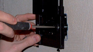 How to install Ave Touch sliding front plates