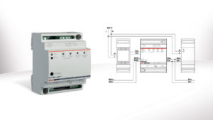 New DALI® lighting interface for home automation
