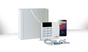 New wired burglar central unit: a cheap customizable solution for flats, shops and offices