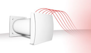 Solitair, the smart ventilation that allows to recover heat