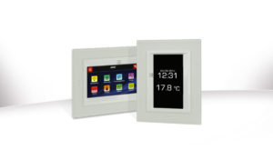 """The new touch screen DOMINAplus 4,3"""": home automation for everyone"""