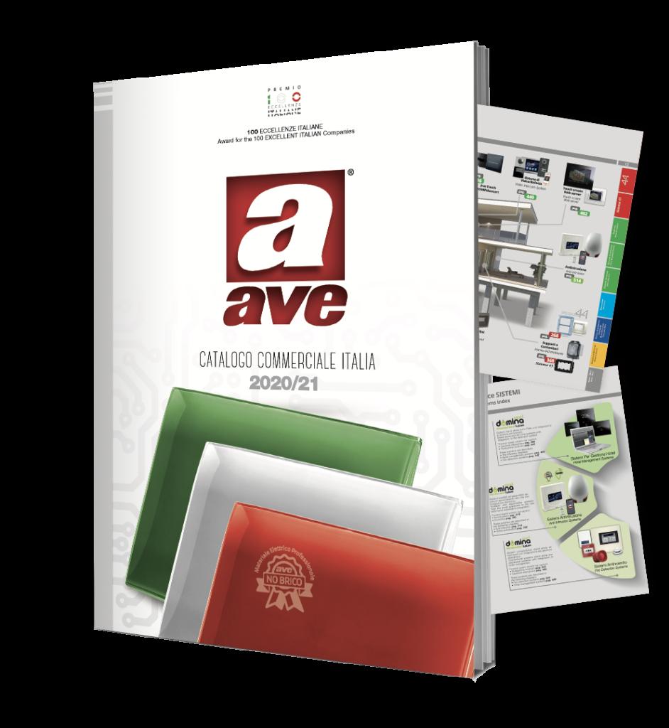 Catalogo Commerciale AVE 2020-21