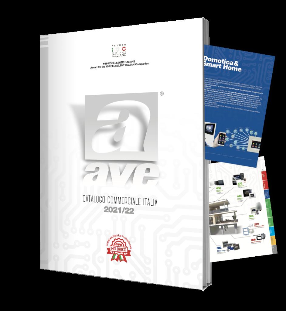Catalogo Commerciale AVE 2021/22