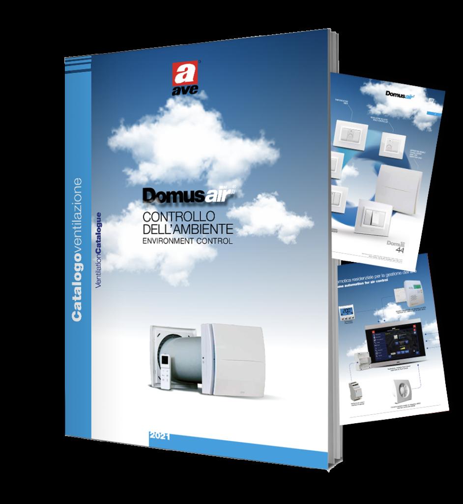 Catalogo Ventilazione Ave DomusAir
