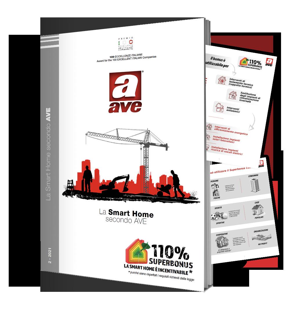 Brochure Domotica, Smart Home e Superbonus 110%