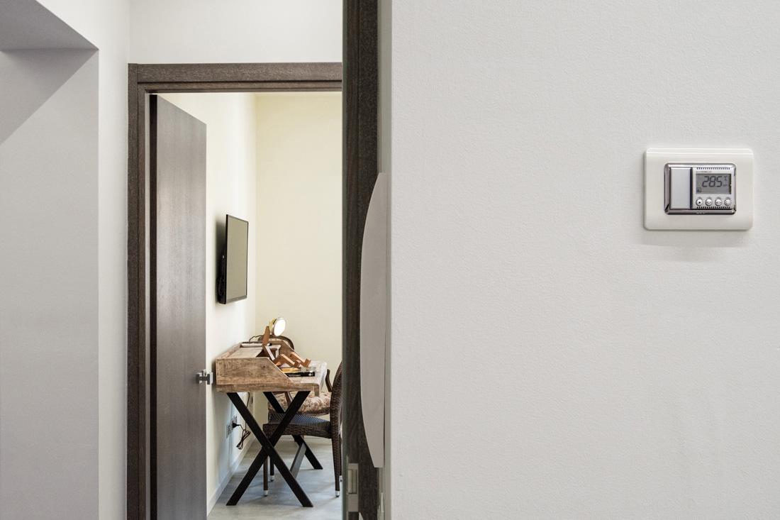 Termostato ambiente AVE - Allumia 44