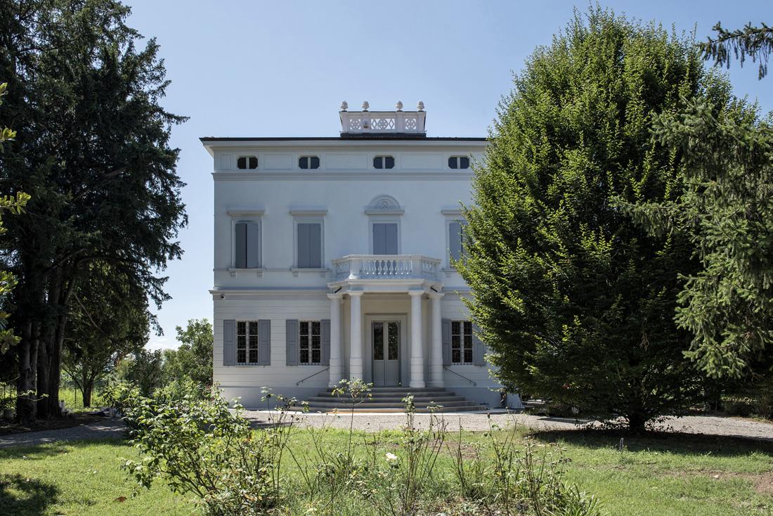 Villa residenziale con domotica AVE - Modena