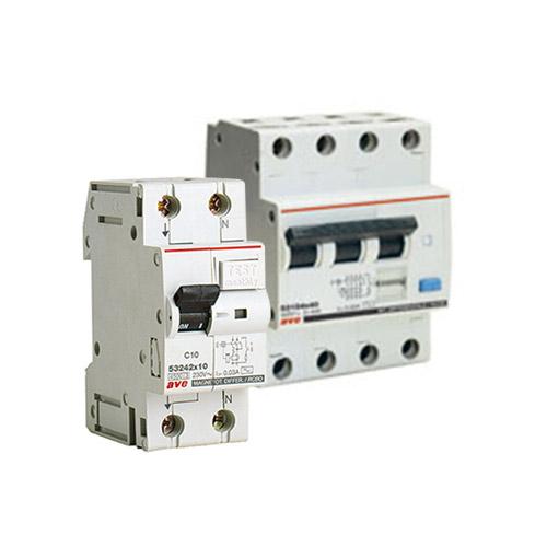 Interruttori Differenziali Magnetotermici 4,5kA curva C