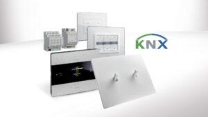 AVE presenta la gamma KNX: design hi-tech per casa e hotel