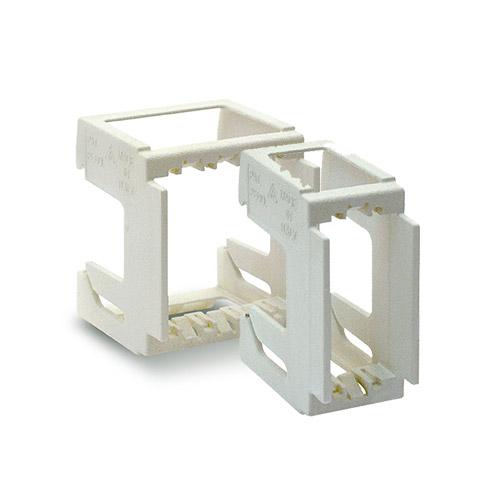 EN50022 Rail supports