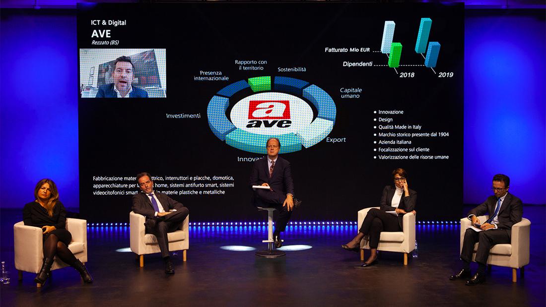 Imprese Vincenti 2020: AVE tra le eccellenze imprenditoriali e del Made in Italy