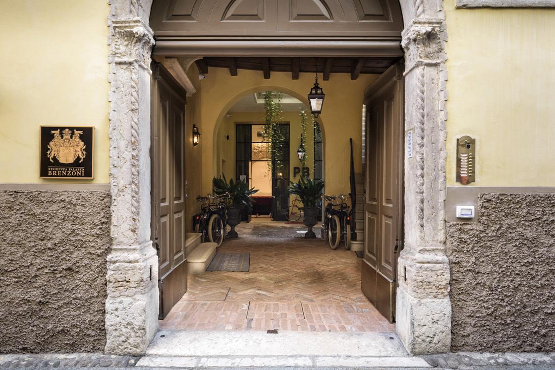 Referenza AVE Residenza Palazzo Brenzoni